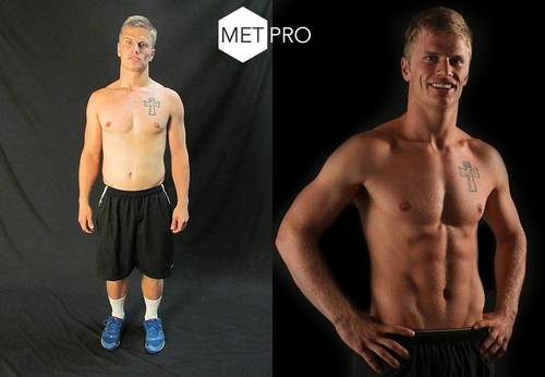 Gained 10 lbs of muscle in 5 weeks photo