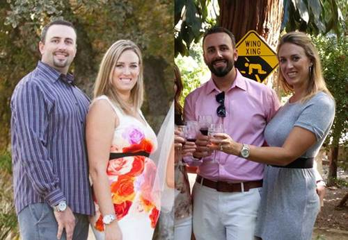 Our physical transformations have truly transformed our relationship photo