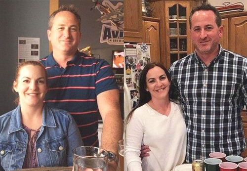 Melissa & Jarod Anderson's Transformation photo